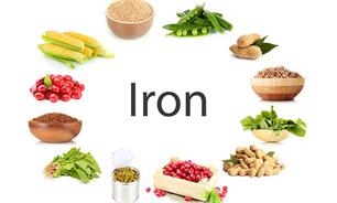 درمان کمبود آهن با کدام تغذیه؟
