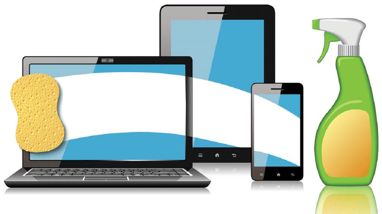 نکات مهم در ضدعفونی وسایل الکترونیکی شخصی
