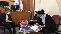 بازدید رئیس دیوان عالی کشور از دادگستری سیستان و بلوچستان