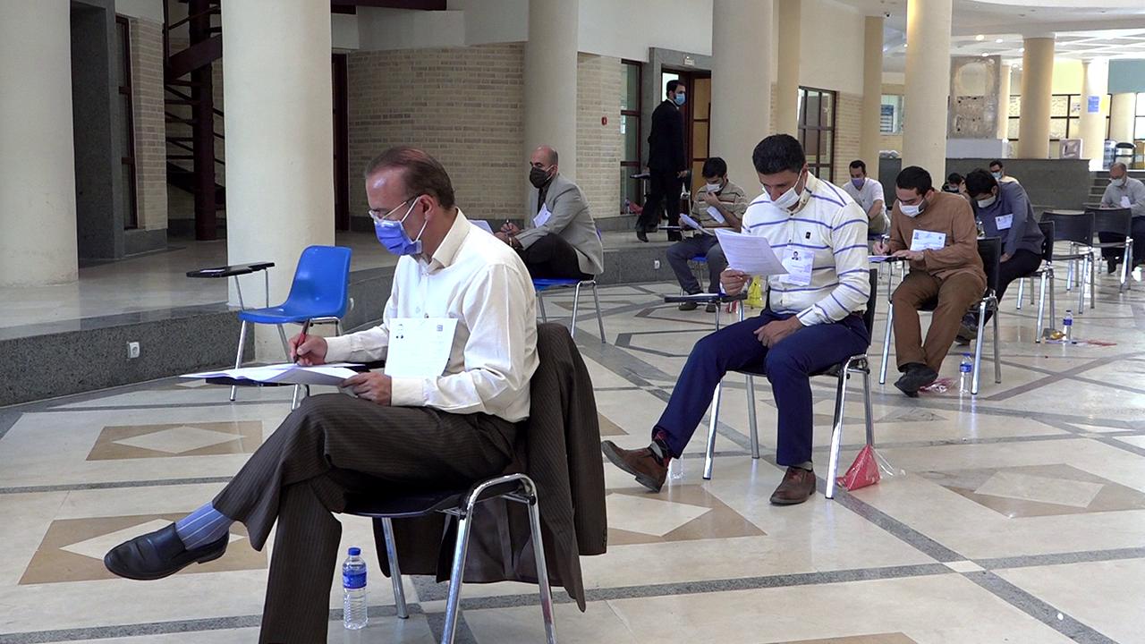 برگزاری آزمون وکالت مرکز وکلای قوه قضائیه