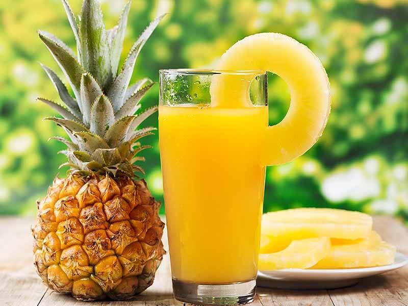 خواص و مضرات آناناس برای دیابتیها