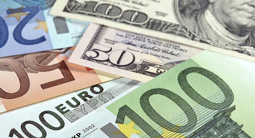 کاهش نرخ رسمی ۱۸ ارز بر اساس اعلام بانک مرکزی