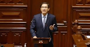 برکناری رئیس جمهوری پرو