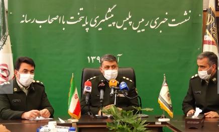 دستگیری ۵۰۰ سارق و مالخر در طرح امنیت و آرامش