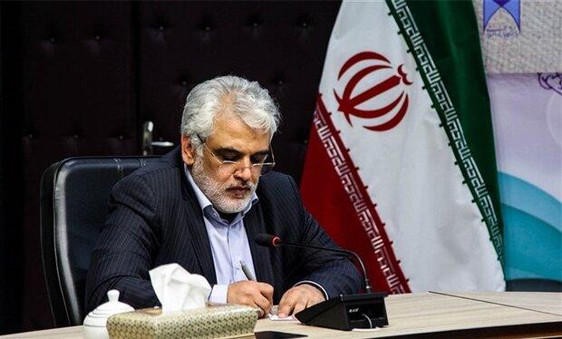 سرپرستان ۵ واحد دانشگاه آزاد اسلامی منصوب شدند