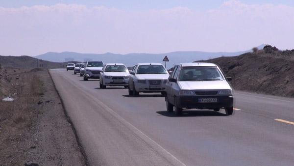اتصال بزرگراهی بنادر اردبیل به دروازه قفقاز با تکمیل جاده سرچم - اردبیل
