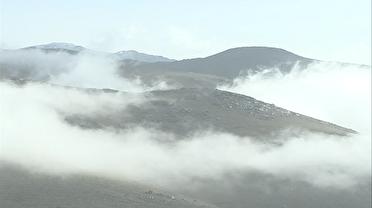 آذر زنجانیها با چاشنی برف و باران