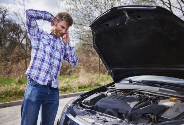 دلایل روشن نشدن خودرو