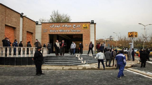 فردا؛ حذف پذیرش مسافر در ایستگاه برج میلاد تهران