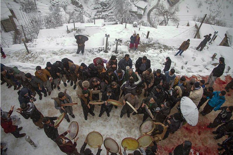 هزار ماسوله کردستان در پیچ و خم جهانی شدن