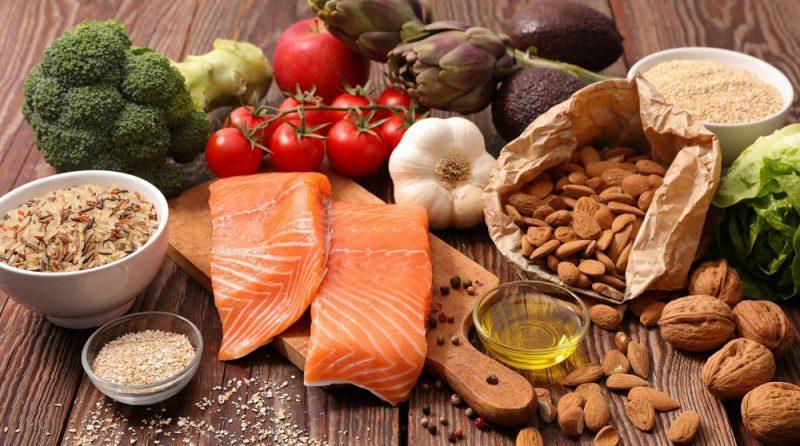 غذاهای سرشار از فسفر