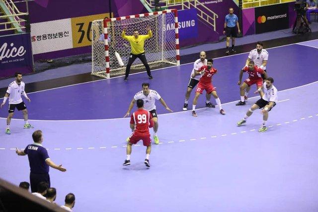 ایران میزبان مسابقات هندبال قهرمانی مردان آسیا شد