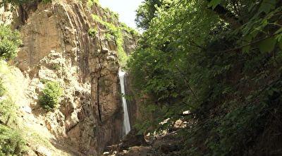 آبشار چِلی؛ شهرستان علی آبادکتول