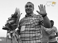 خاکسپاری مرحوم دست نشان در سایه محدودیت های کرونایی