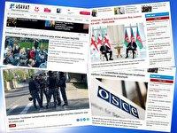 مهمترین عناوین روزنامههای جمهوری آذربایجان