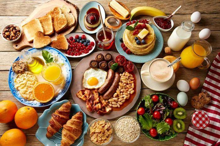 صبحانه ضامن سلامتی بدن