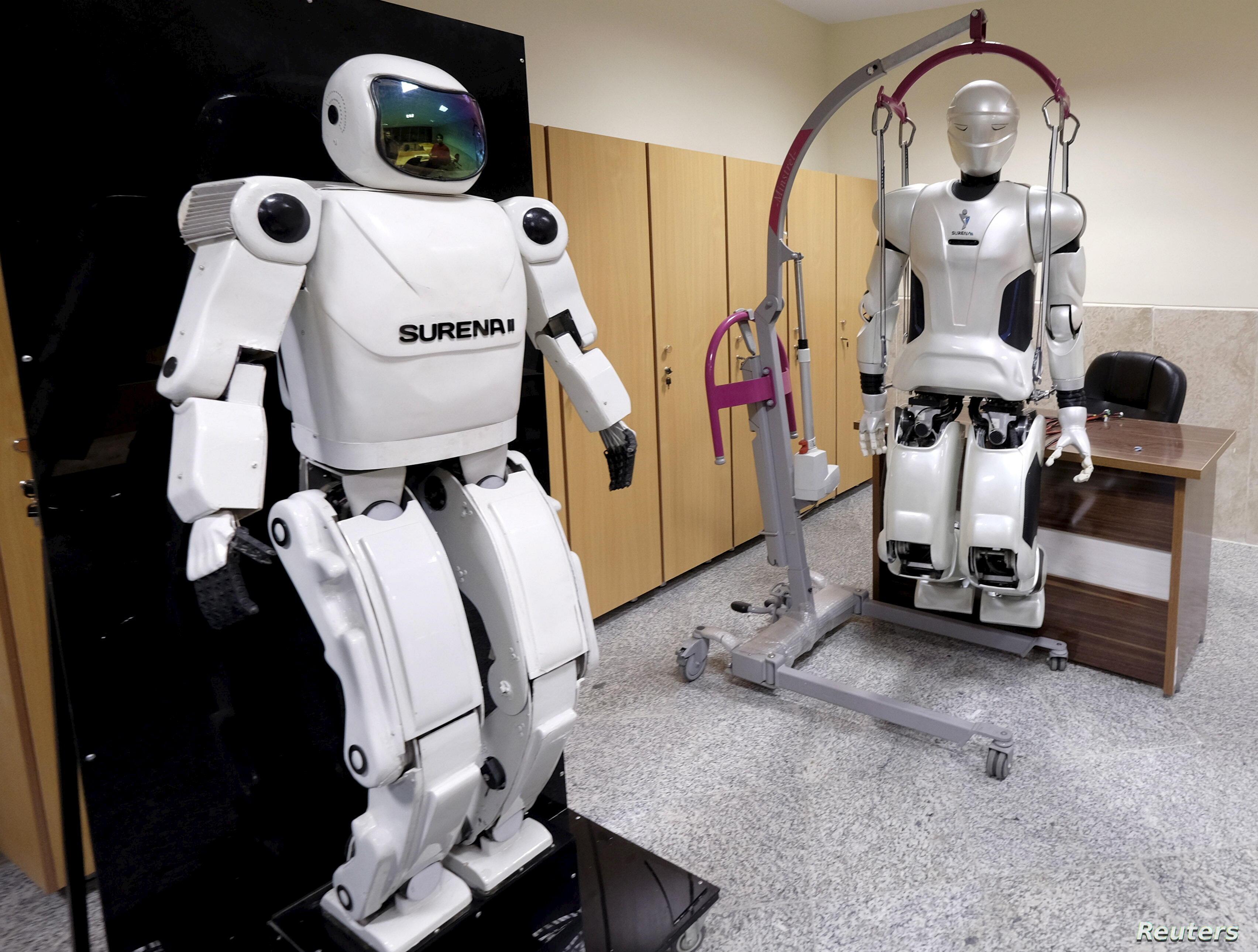 ربات ایرانی «سورنا» در جمع ۱۰ ربات برتر دنیا