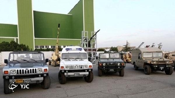 خودروهای تاکتیکی ایرانی چه ویژگیهایی دارند؟ + تصاویر