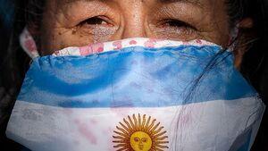 آرژانتین بدترین لحظات همه گیری را سپری میکنیم