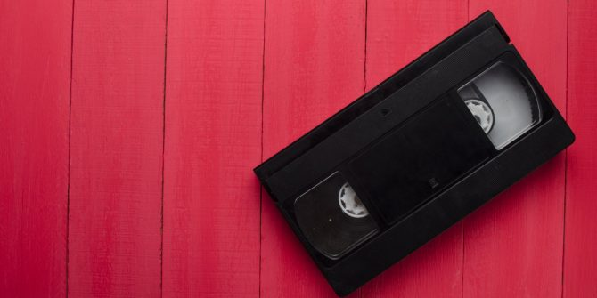 چگونه ویدئوهای VHS قدیمی را دیجیتالی کنیم؟