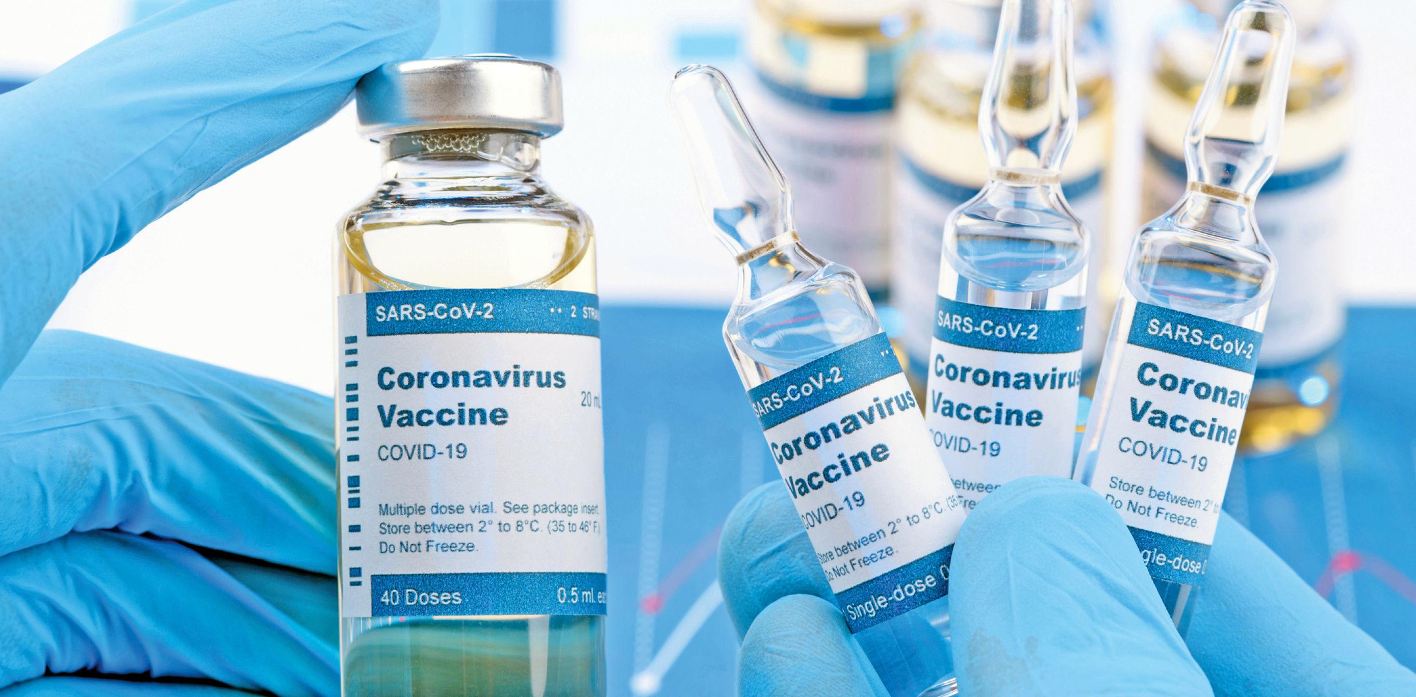 بررسی واکسیناسیون با دوزهای ترکیبی