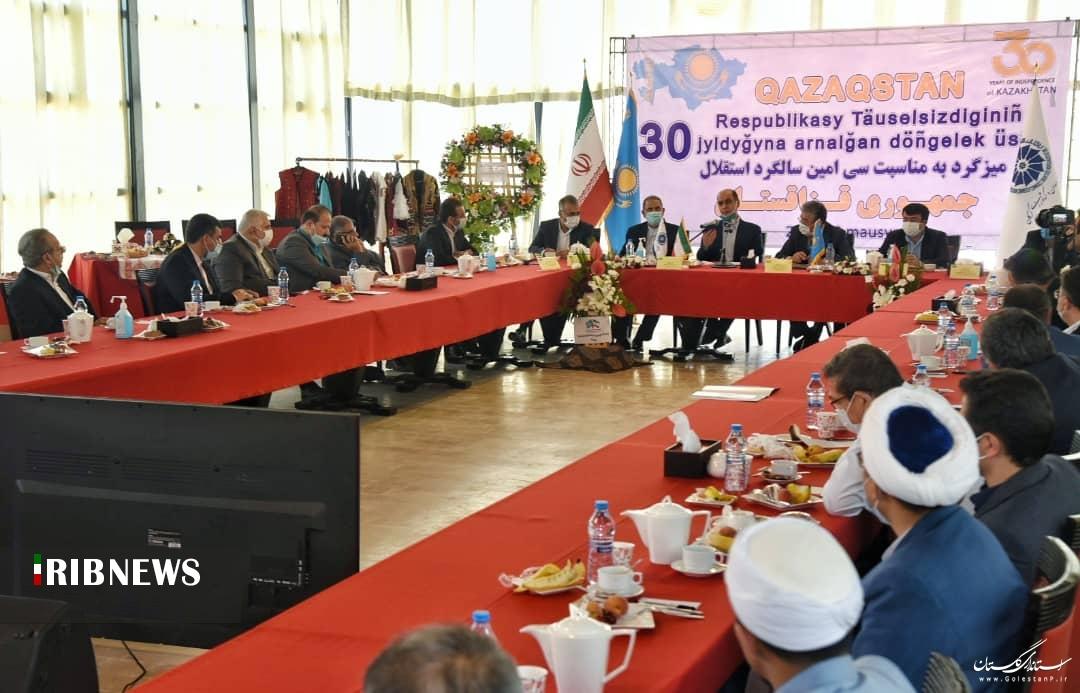 قزاقستان محیط مناسبی برای کشت فراسرزمینی گلستان