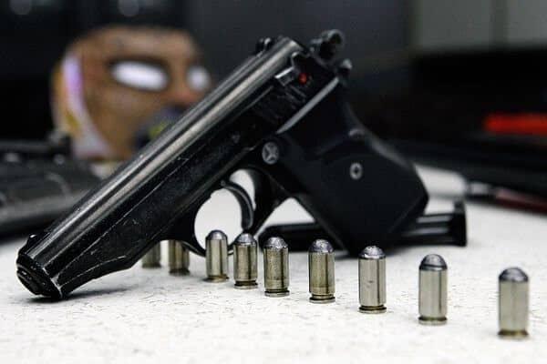 تیراندازی زورگیران مسلح و کشته شدن دو نفر در البرز