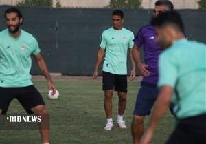رقابت فولادخوزستان دربازیهای تدارکاتی فوتبال