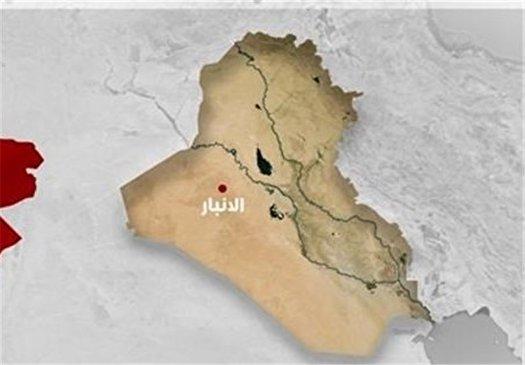خنثی سازی طرح بزرگ تروریستی در الانبار عراق