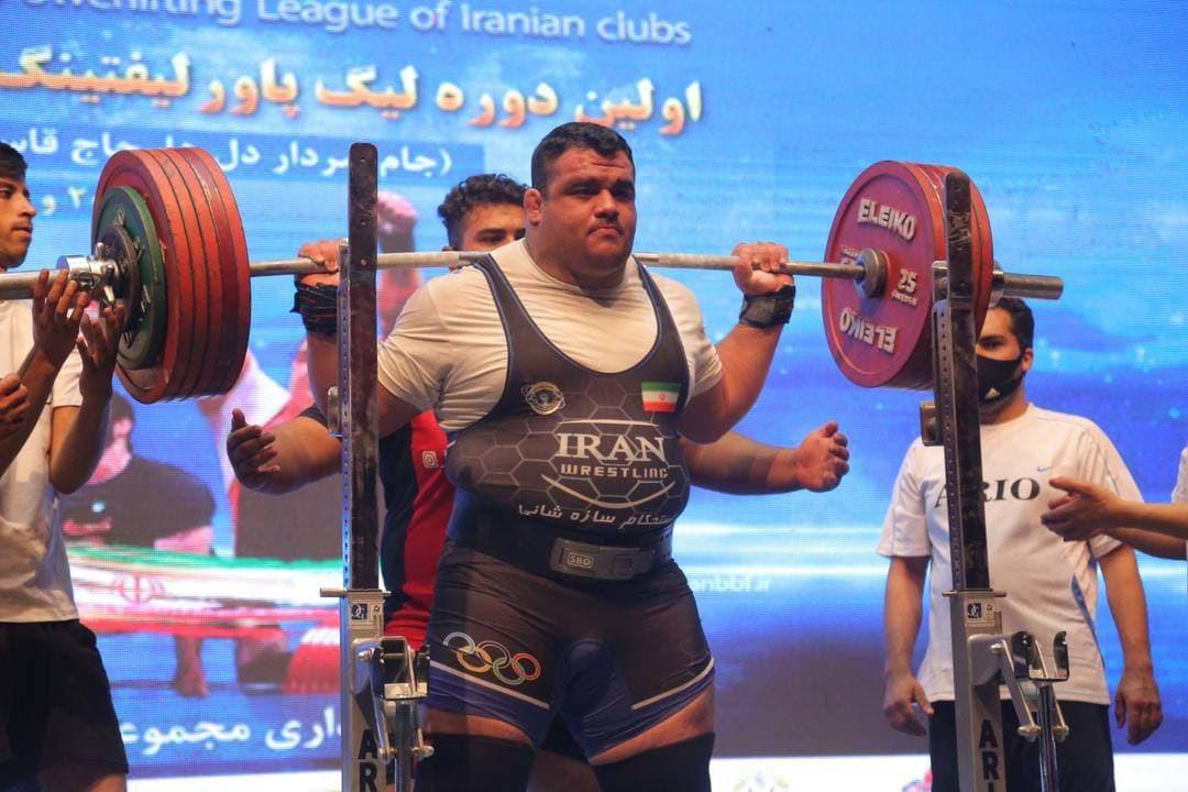صعود نماینده خوزستان به مرحله نهایی لیگ پاورلیفتینگ کشور