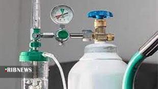اهدای ۴۰ کپسول اکسیژن به دانشگاه علوم پزشکی لرستان