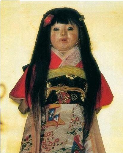 راز شگفت انگیز عروسک ترسناک اوکیک