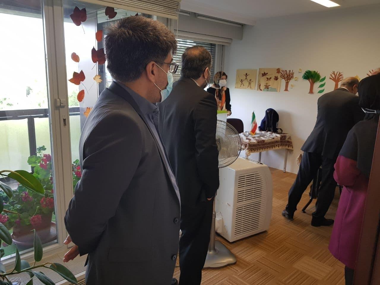 برگزاری انتخابات ریاست جمهوری ایران در ژنو سوییس