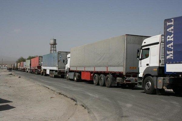ترانزیت ۱۳۴۸۲ تن کالا از مرز ماهیرود