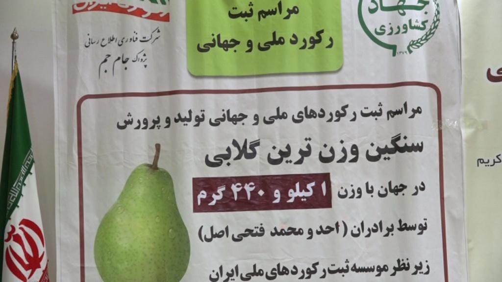 تجلیل از صاحبان دو رکورد ملی در اردبیل
