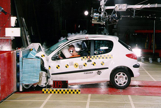 کدام خودرو محکمترین بدنه ماشین ایرانی را بنام خود ثبت کرده است؟