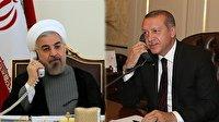 گفتگوی تلفنی روسای جمهور ایران و ترکیه