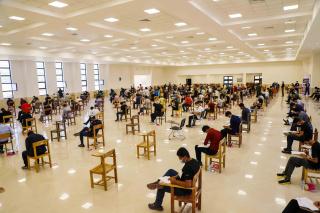 ۱۱ حوزه امتحانی در تدارک برگزاری بزرگترین مارتن علمی کشور
