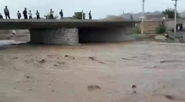 گزارش خسارت سیل به ۵ شهرستان آذربایجان شرقی