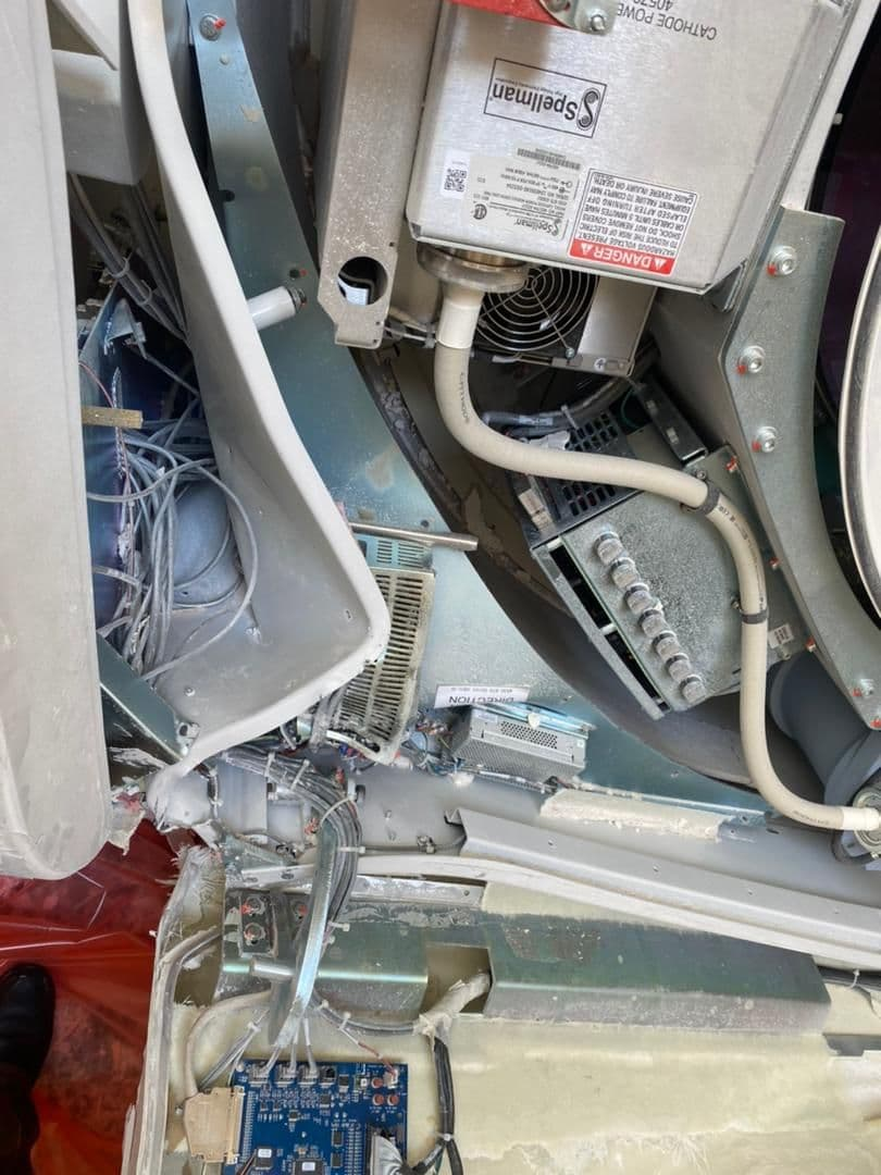 ماجرای صدمه دیدن تجهیزات پزشکی جدید بیمارستان امام خمینی چه بود؟