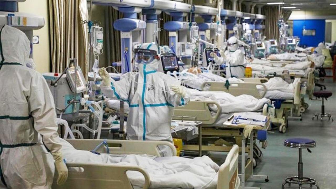 بستری یک هزار و 600 بیمار کرونایی در خوزستان