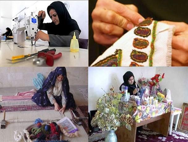 اشتغال بیش از ۷ هزار نفر در مشاغل خانگی استان یزد