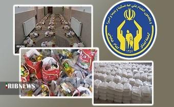 توزیع ۱۳۰ هزار پرس غذای گرم بین مددجویان زنجانی