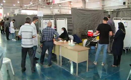 تزریق بیش از ۳۳۷ هزار دز واکسن در استان قزوین