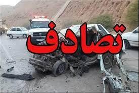 سه کشته در حادثه رانندگی محور شادگان -سربندر