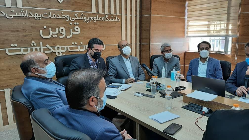واکسیناسیون تمامی مردم استان قزوین تا دو ماه آینده