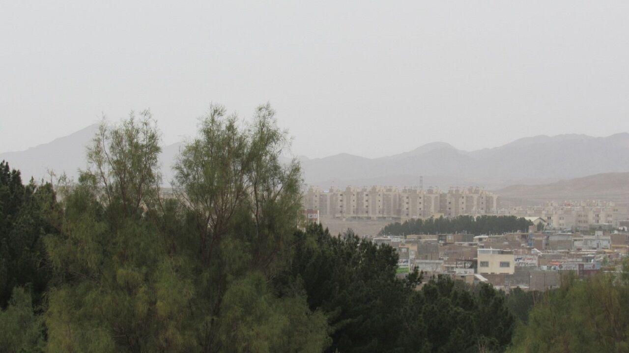 هشدار مدیریت بحران استان قزوین از وزش بادهای شدید+ فیلم