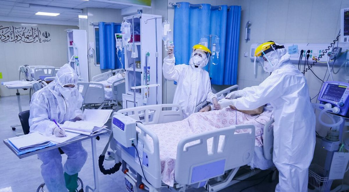 بستری شدن ۵۵۸ بیمار مشکوک به کرونا در بیمارستانهای استان یزد