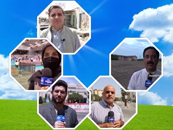 از حضور میدانی در پنجشیر تا زنگ خطر خشکسالی در ایتالیا