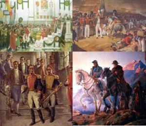 تقویم تاریخ؛ پایان امپراتوری روسیه تزاری تا تصرف اسکندریه مصر توسط انگلیس